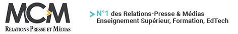 mcm relation presse enseignement s
